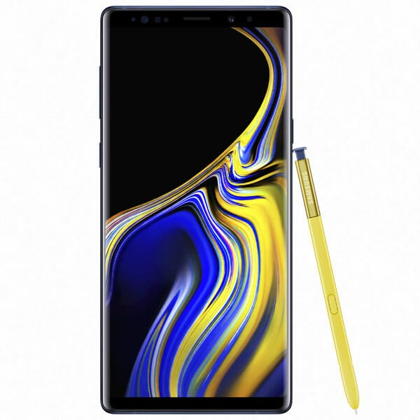 Samsung N960 Galaxy Note 9 128GB (черный)