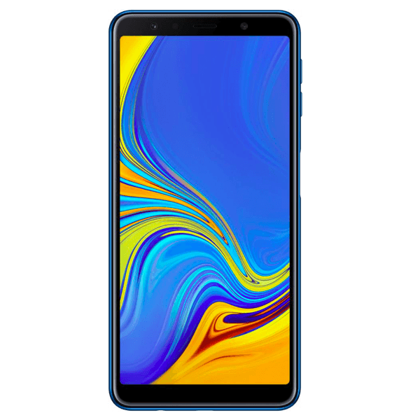 Samsung Galaxy A7 (2018) 4/64Gb SM-A750 (розовый)