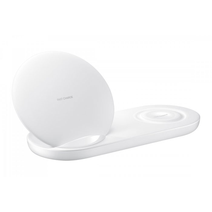 SAMSUNG Wireless Charger Duo (EP-N6100) Белый