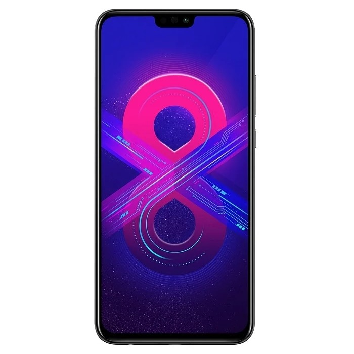 Honor 8X 4/64Gb (Черный)