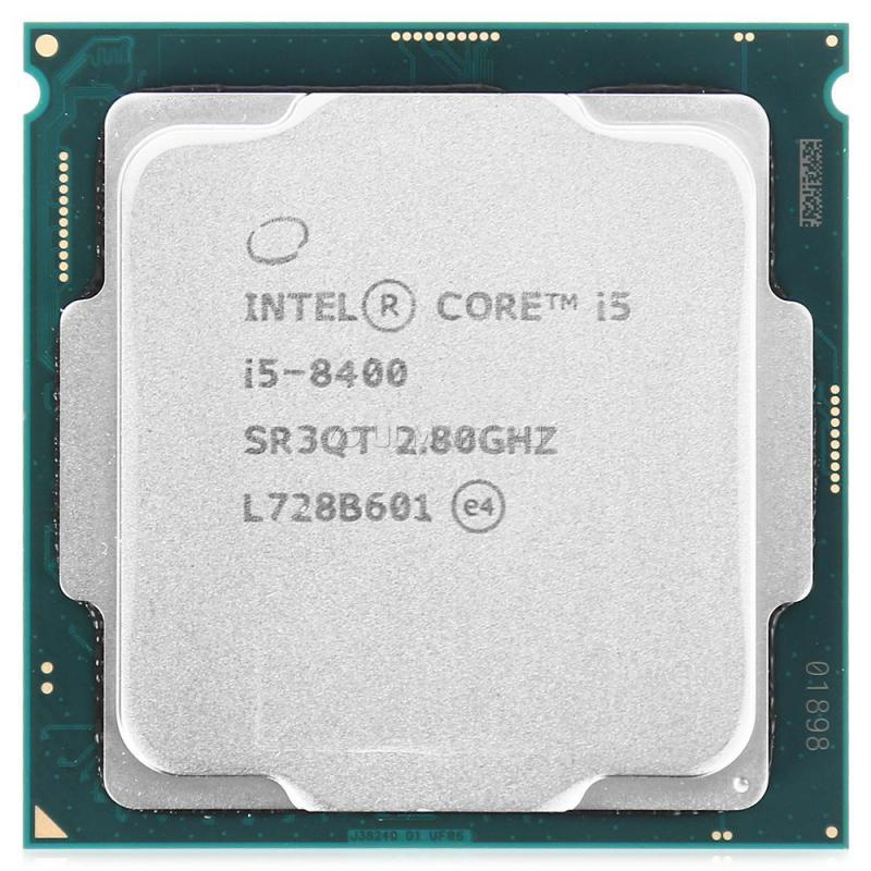 Процессор Intel Core i5 8400 Soc-1151v2 (2.8GHz, Intel UHD Graphics 630) OEM
