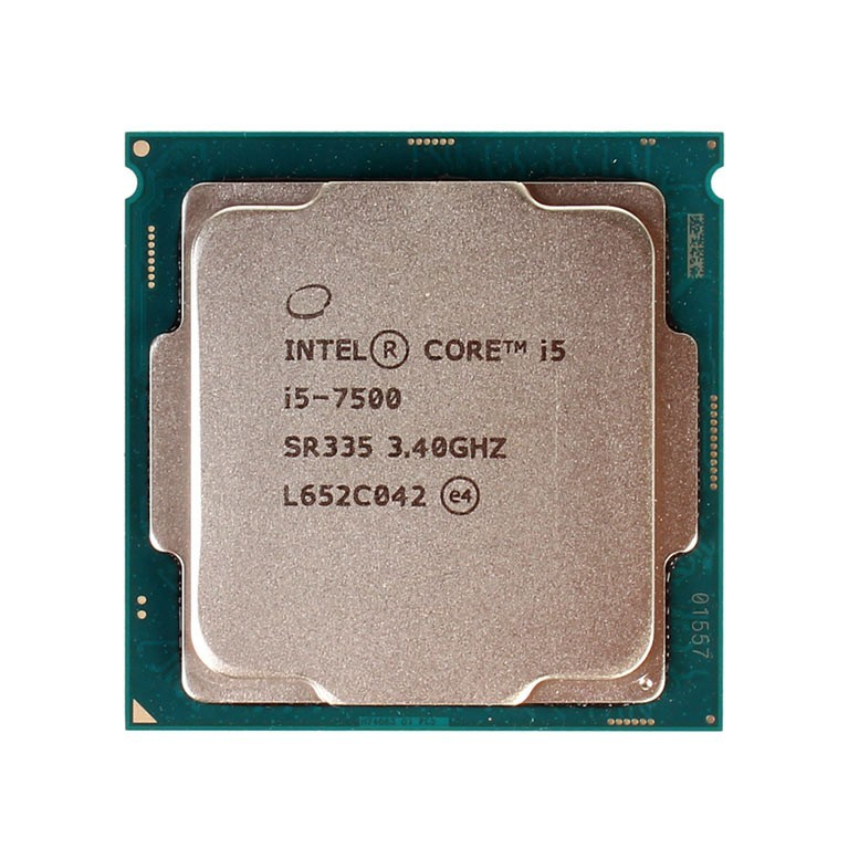 Процессор Intel Core i5 7500 Soc-1151 (3.4GHz, Intel HD Graphics 630) OEM