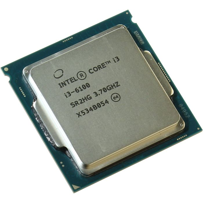 Процессор Intel Core i3 6100 Soc-1151 (3.7GHz, Intel HD Graphics 530) OEM