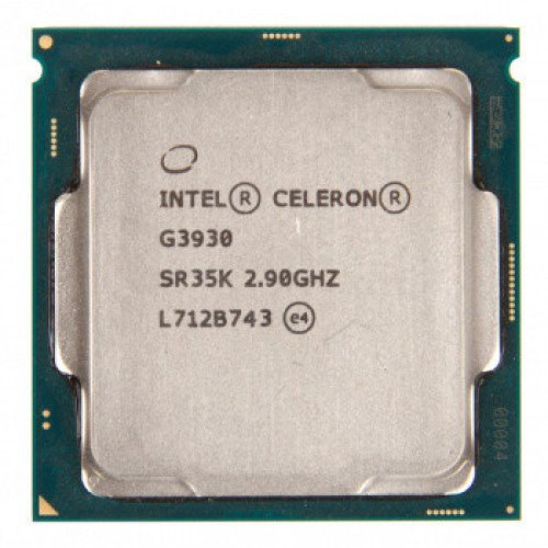 Процессор Intel Celeron G3930 Soc-1151 (2.9GHz, Intel HD Graphics 610) OEM