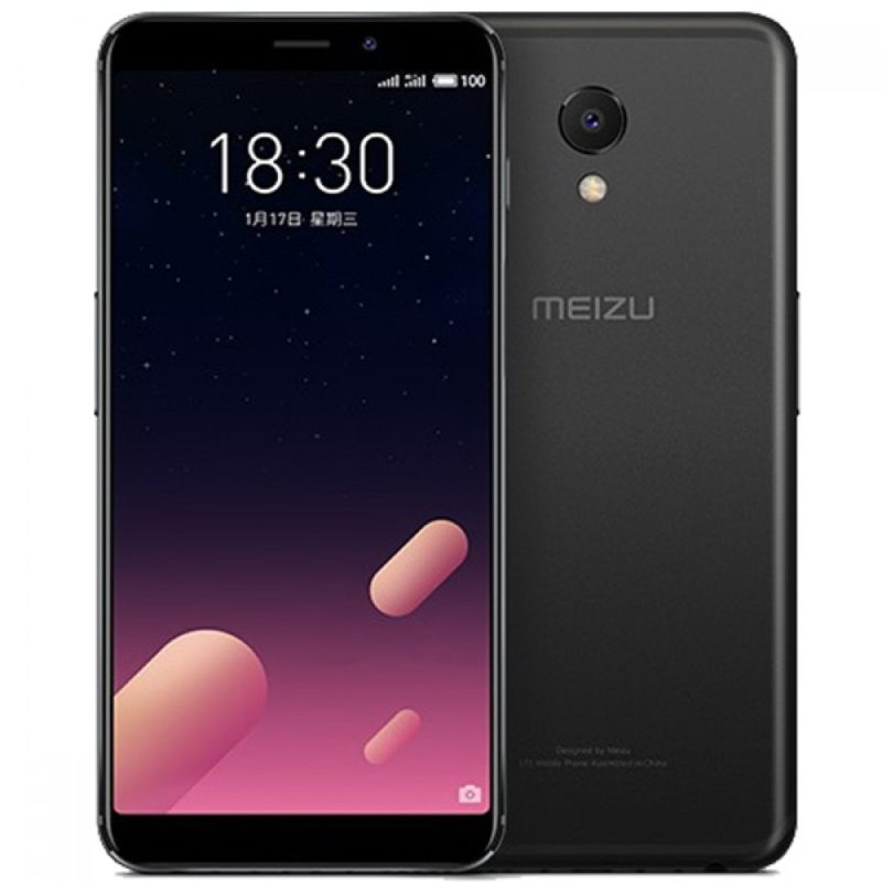 Смартфон Meizu M6s 32GB Black
