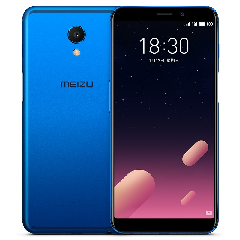 Смартфон Meizu M6s  32GB Blue