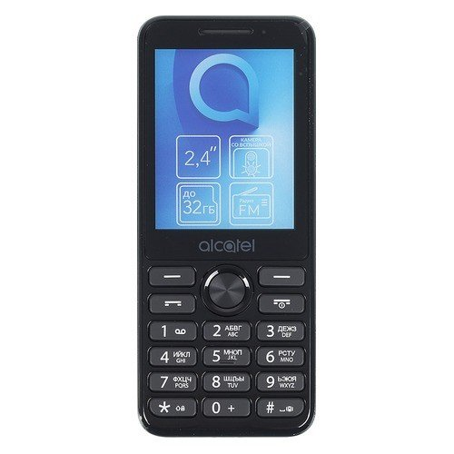 Телефон Alcatel 2003D Dark Grey