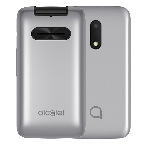 Alcatel 3025X Metallic Silver