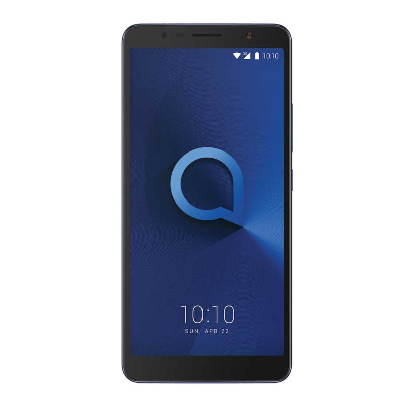 Alcatel 3C (5026D) Metallic Blue