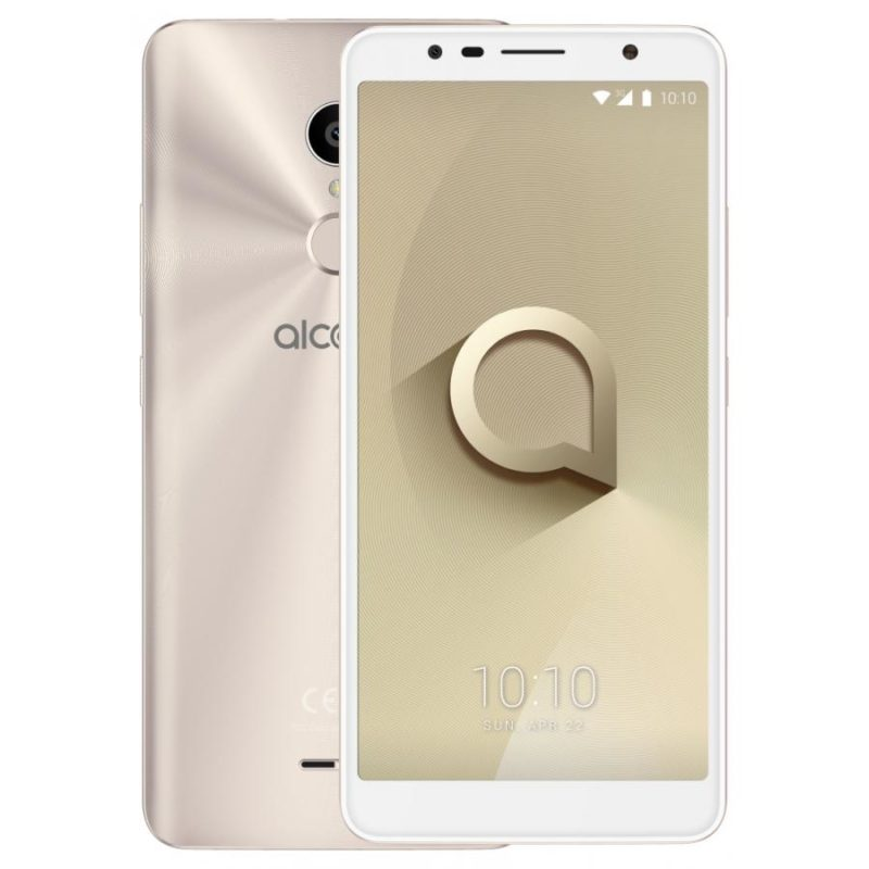 Alcatel 3C (5026D) Metallic Gold