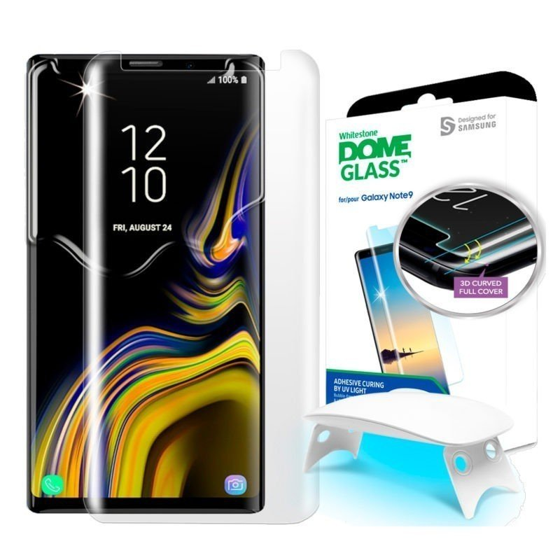 Защитное стекло Samsung Whitestone Dome для Samsung Galaxy Note 9
