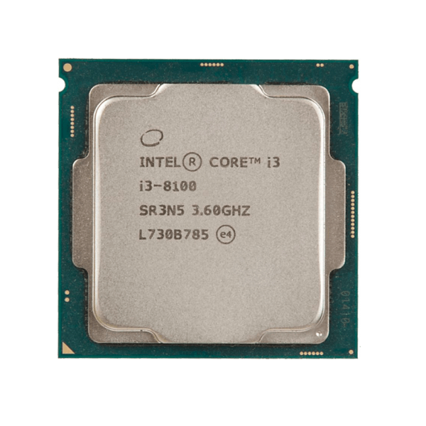 Процессор Intel Core i3 8100 Soc-1151v2 (3.6GHz/Intel HD Graphics 630) OEM