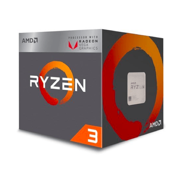 Процессор AMD Ryzen 3 2200G AM4 (3.5GHz, Radeon Vega) Box