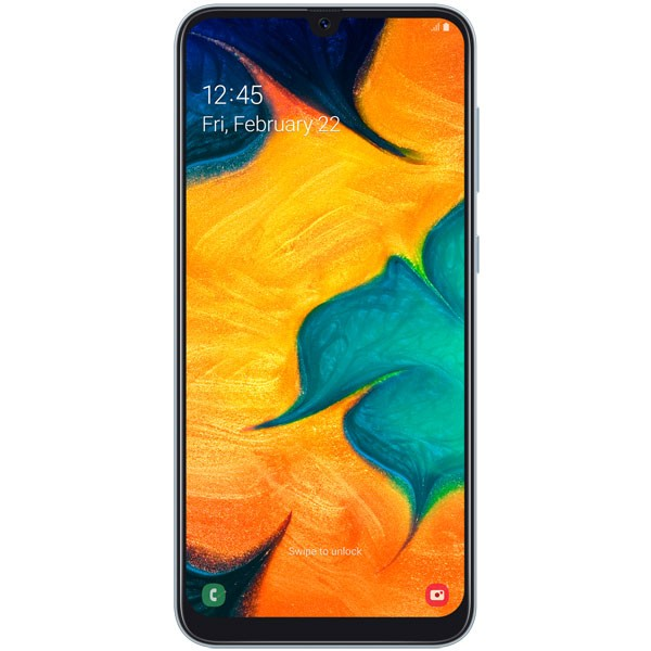 Samsung Galaxy A30 32GB (2019) SM-A305F White