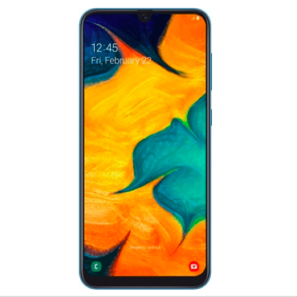 Samsung Galaxy A30 32GB (2019) SM-A305F Blue