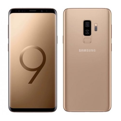 Смартфон Samsung Galaxy S9+ 64Gb Ослепительная Платина