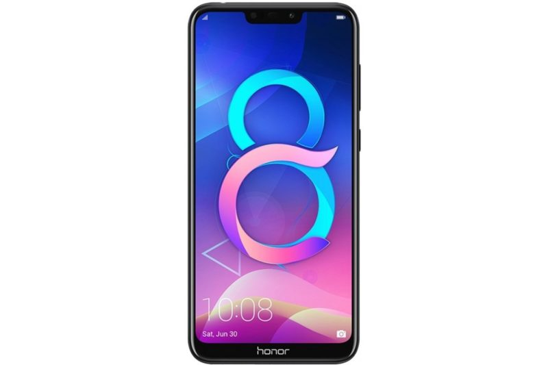 Смартфон Honor 8C 3/32Gb Черный
