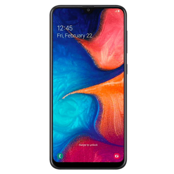Смартфон Samsung Galaxy A20 (2019) SM-A205F 32Gb Black