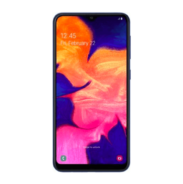 Смартфон Samsung Galaxy A10 (2019) SM-A105F 32Gb Black
