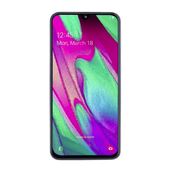 Смартфон Samsung Galaxy A40 (2019) SM-A405F 64Gb Black