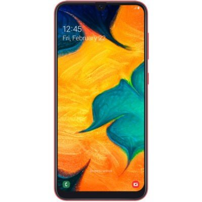 Samsung Galaxy A30 64GB (2019) SM-A305F Red