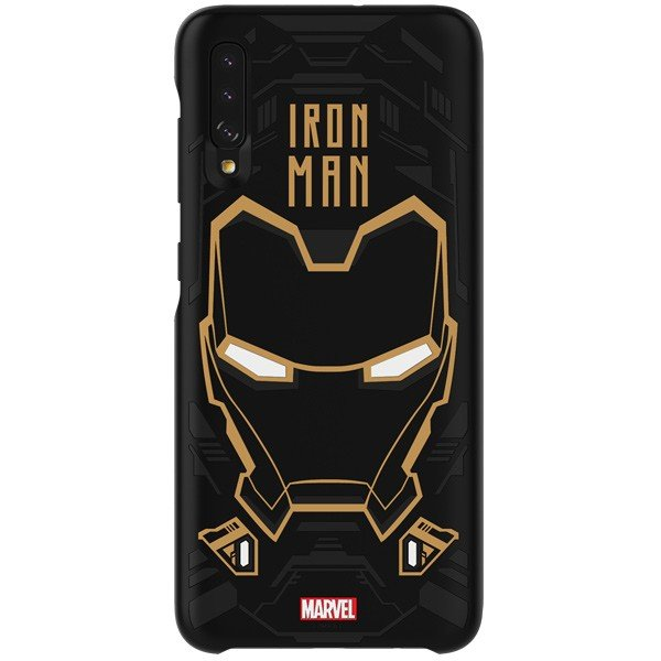Чехол Marvel IronMan Samsung Galaxy A70