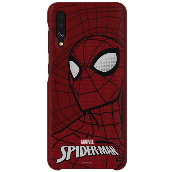 Чехол Marvel SpiderMan Samsung Galaxy A70
