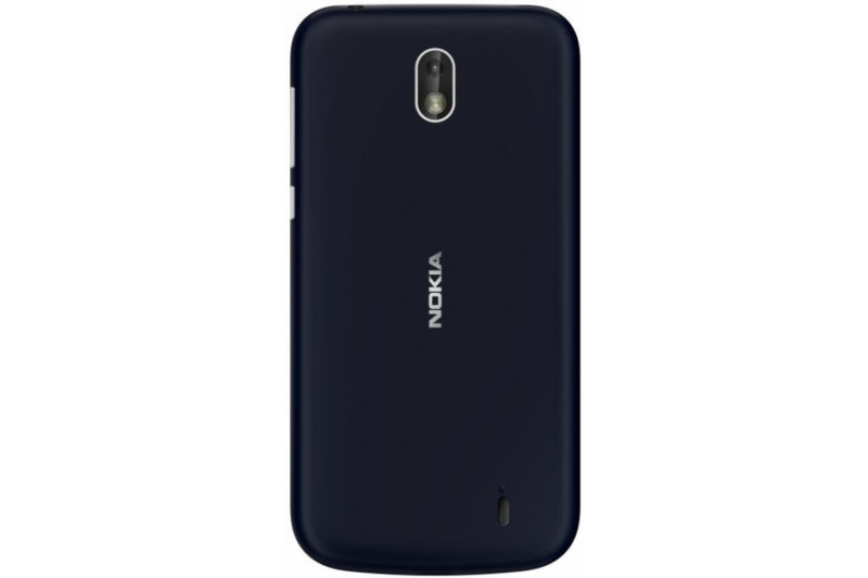 Смартфон Nokia 1 1/8Gb Blue