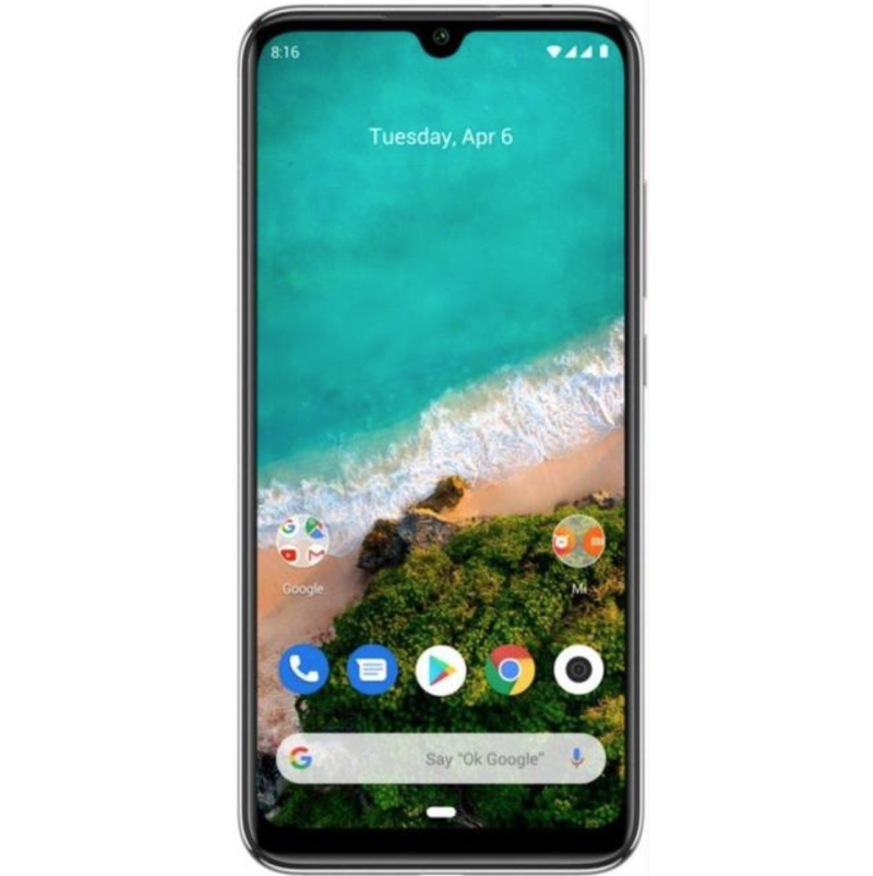 Xiaomi Mi A3 4/64GB Android One Серый
