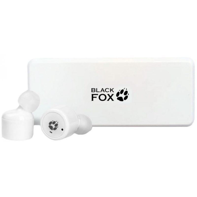 Наушники Black Fox BAH 002W White